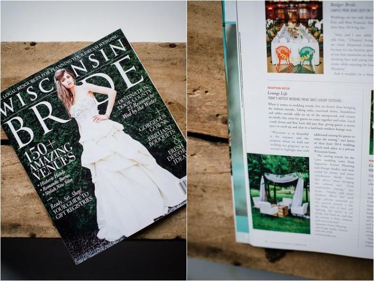 Madison Wisconsin Wedding Photographer - Modern Wedding Photography