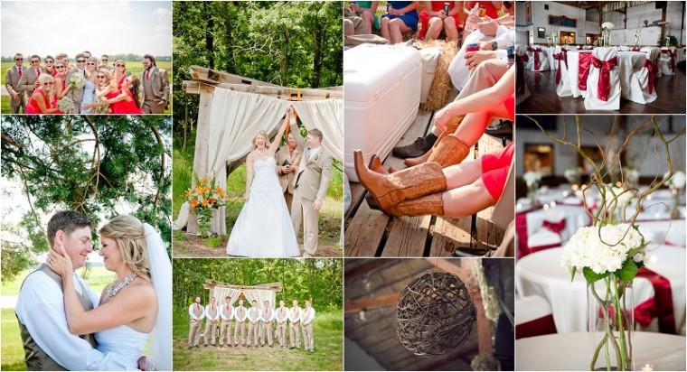 Wisconsin Wedding Photographer, Madision WI Wedding Photographer, Backyard Farm Wedding, Rustic Wedding