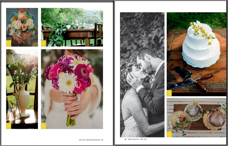 Brava Magazine Wedding Inspiration - Natural Intuition Photography_0002