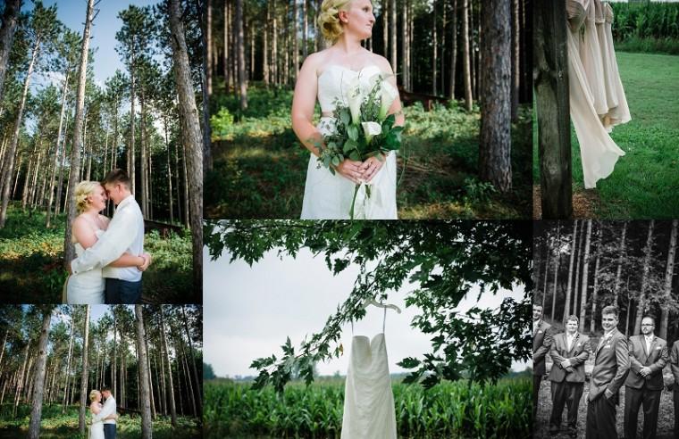 Wisconsin Wedding Photographer, Wauapca Wisconsin, Stevens Point WI