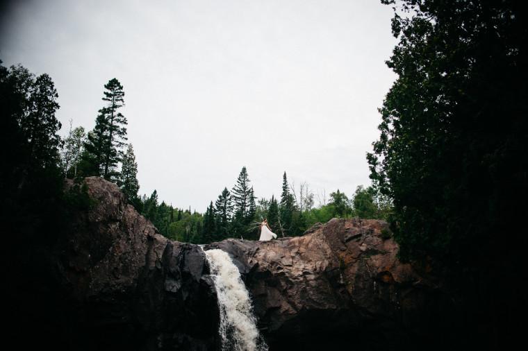 Madison Wedding Photographer, Minnesota Wedding Photographer, Mountain Wedding