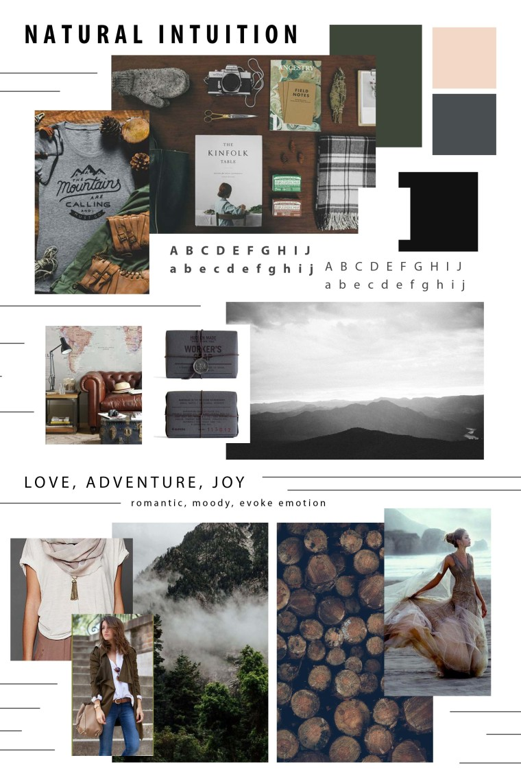 Photography Branding, Mood Board, Wisconsin Wedding Photographer, Wisconsin Portrait Photographer,