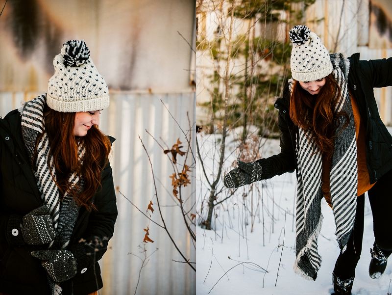 Winter Style - What to Wear to your Winter Session