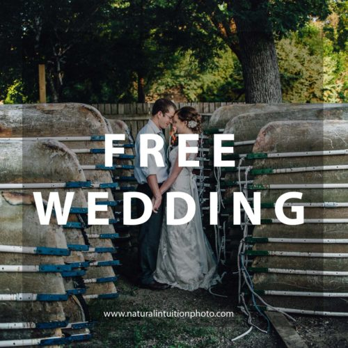 FREE WEDDING - Natural Intuition Photo