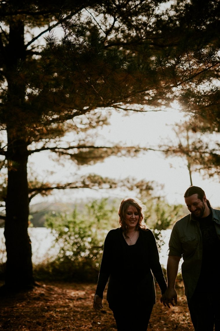 Riverview Park Engagement Eau Claire WI, engagement Session With dogs, Eau Claire Wedding Photographer