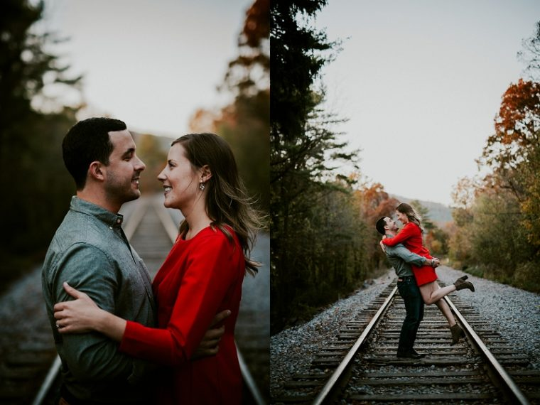 Fall Lake Engagement Session, Devils Lake Engagement, Engagement Session, Moody Engagement