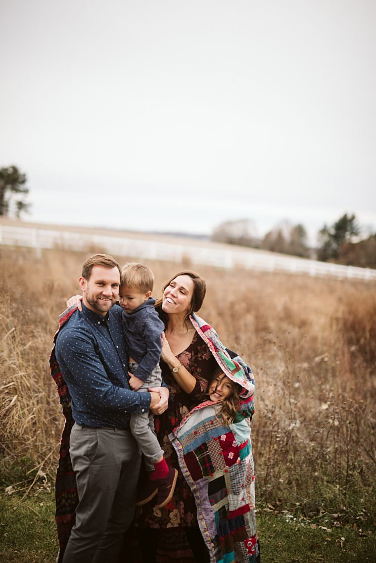 Madison WI Fall Family Photographer