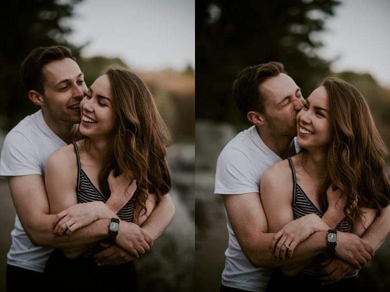 Lake Engagement, Devil's Lake Engagement Session, Baraboo Wisconsin Photographer, Madison WI Wedding Photographer