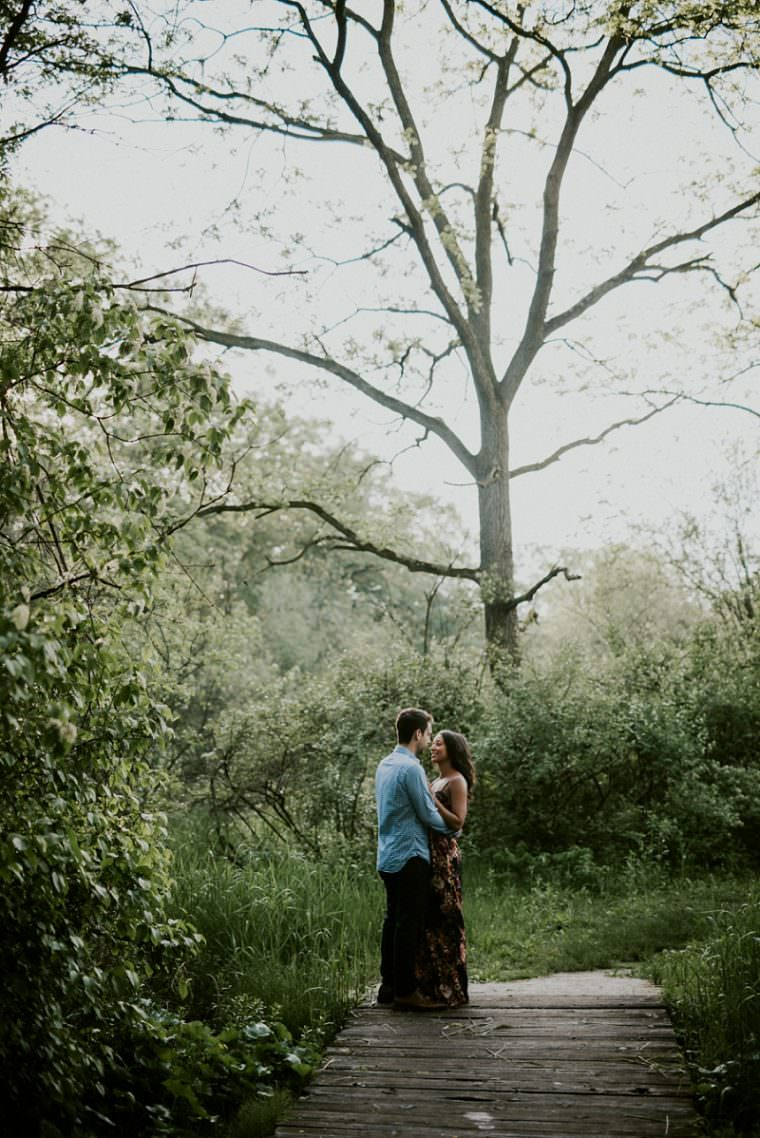 Moody Engagement Photos, Lake Geneva Engagement, Summer Photos, What to wear to your Engagement Session,