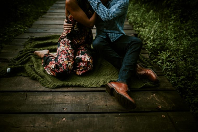 Moody Engagement, Lake Geneva Engagement, Summer Photos, What to wear to your Engagement Session,