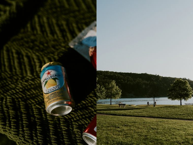 Devil's Lake State Park, Hello Fresh, Camping Meals, Madison WI Wedding Photographer