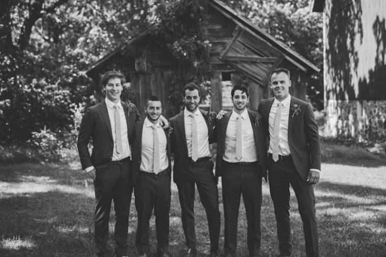 Groomsman Photos, Wisconsin Barn Wedding, Backyard Wedding, Wild Rose Wisconsin