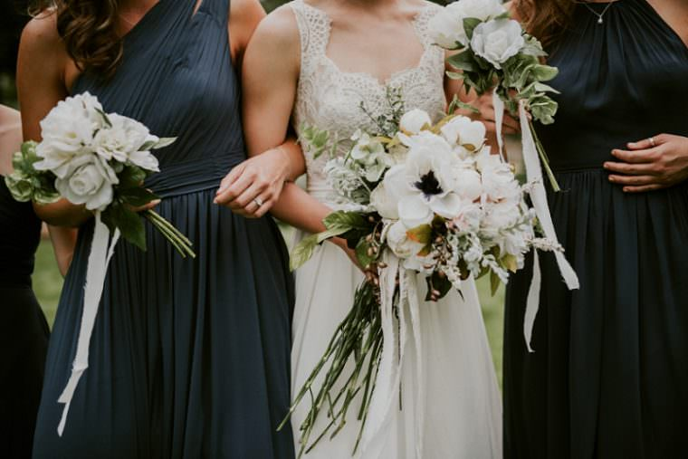 Grey Bridesmaid Dresses, DIY Wedding Photographers, Wisconsin Wedding, Summer Wedding, Madison WI Wedding Photographer