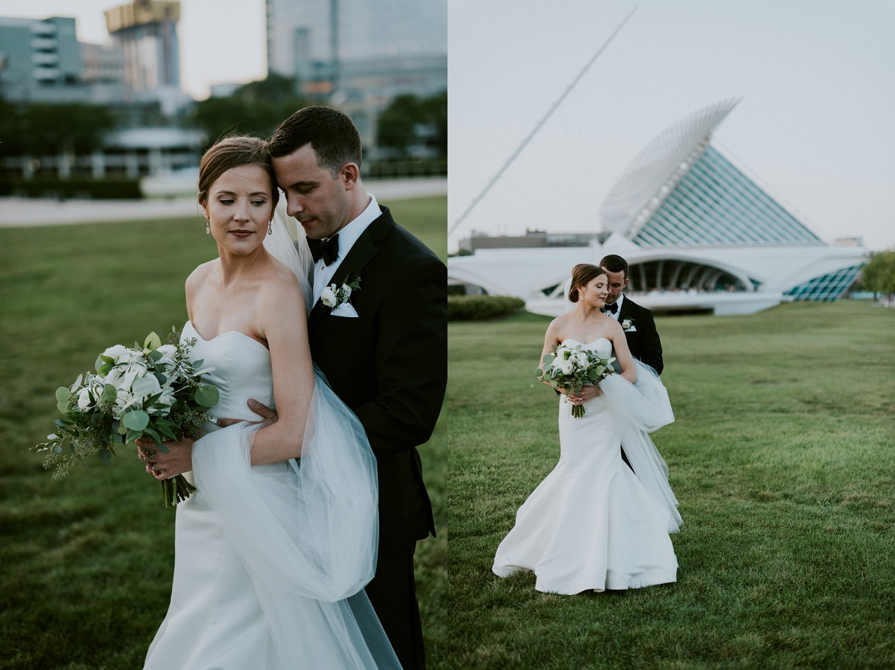 Discovery World Milwaukee Wisconsin Wedding,Elegant Black Tie Wedding Milwaukee Wisconsin - Natural Intuition Photography Milwaukee Wedding Photographer