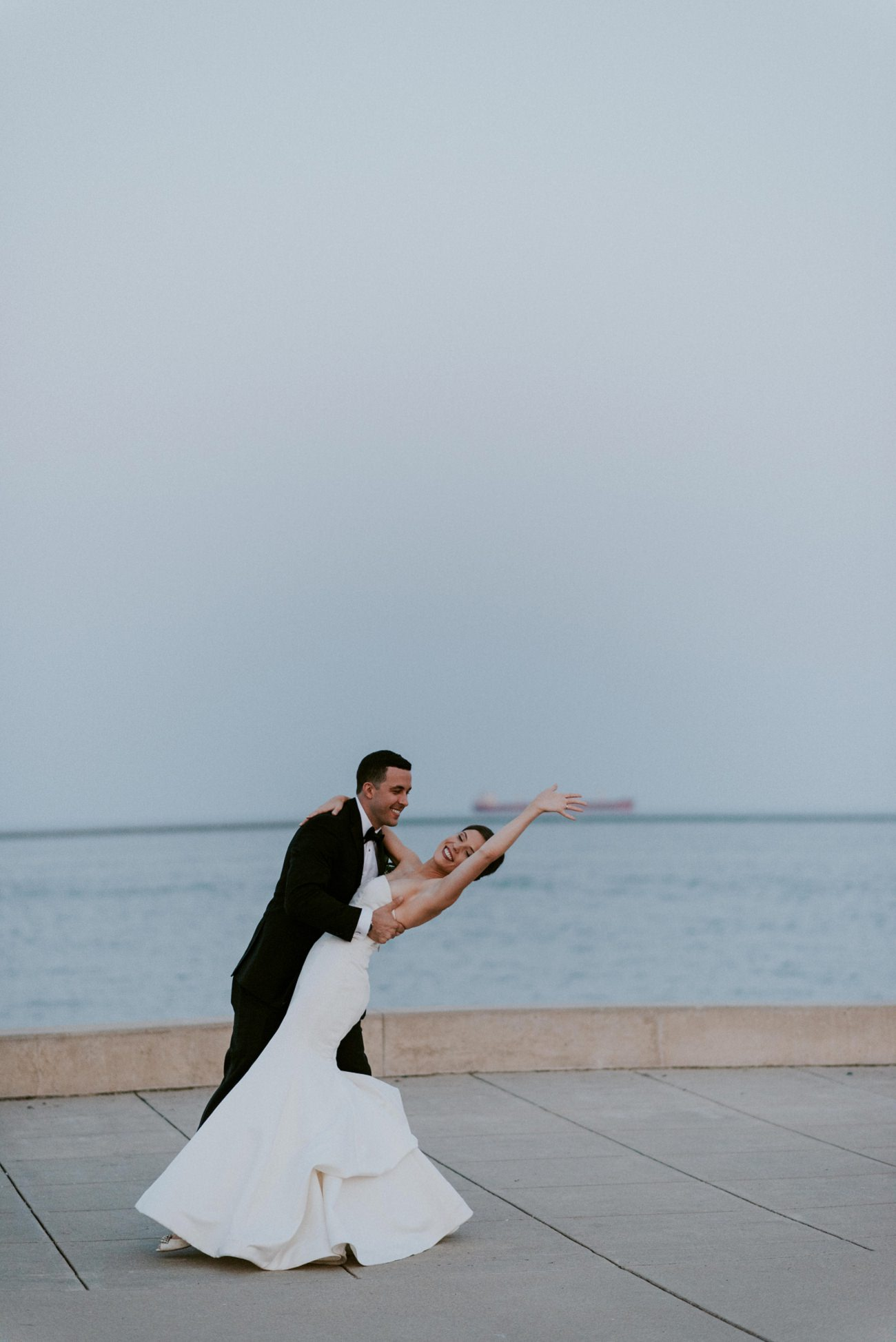 Elegant Black Tie Wedding Milwaukee Wisconsin - Natural Intuition Photography Milwaukee Wedding Photographer