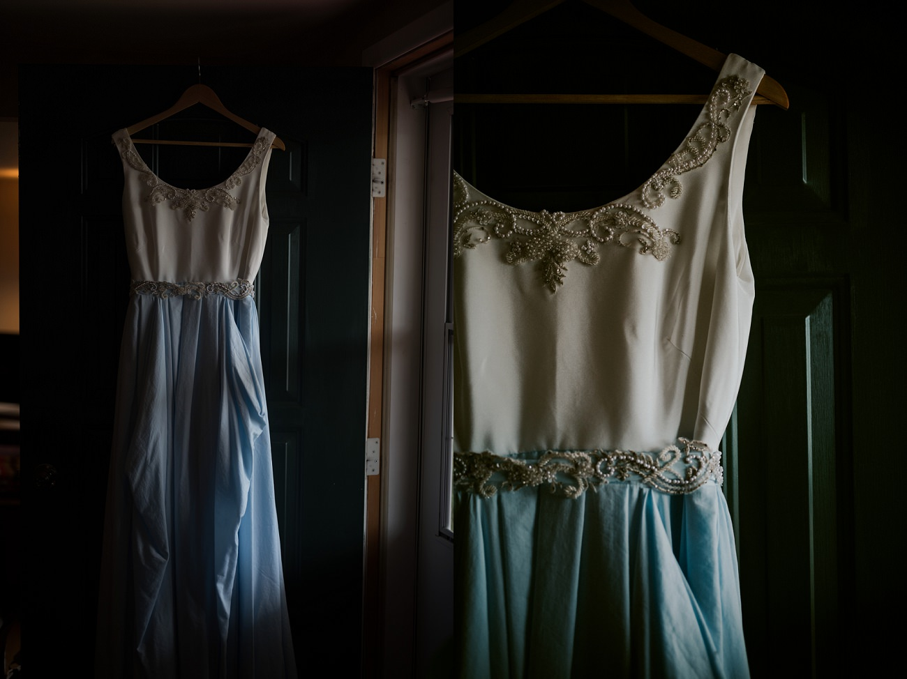 Monirose Bespoke Gowns, Mountain Elopement Wausau Wisconsin - Natural Intuition Photography