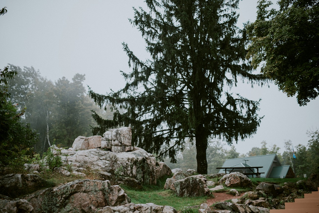 Mountain Elopement Wausau Wisconsin - Natural Intuition Photography