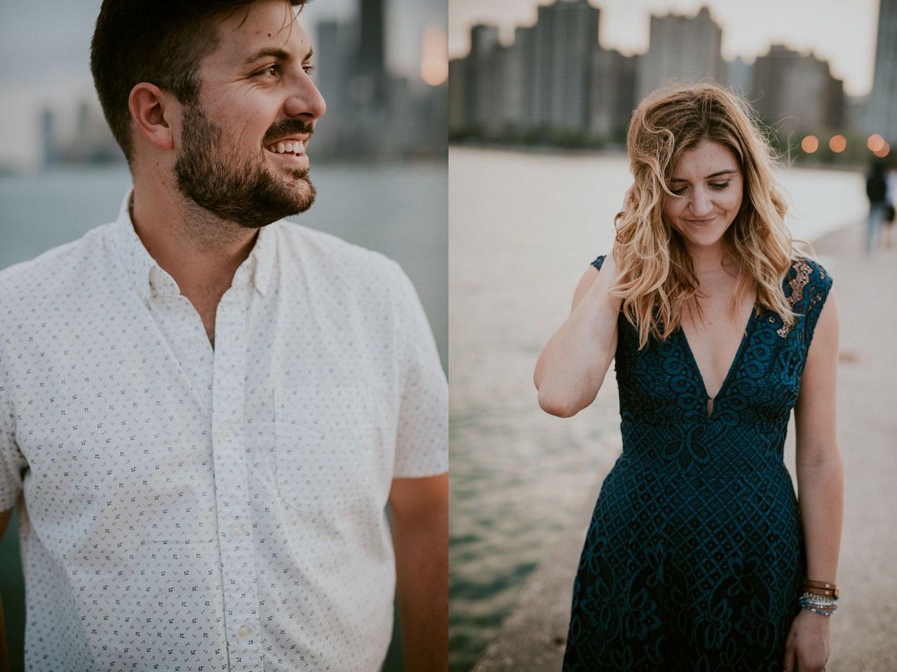 Lakeview Park Chicago Illinois, Chicago Wedding Photographer