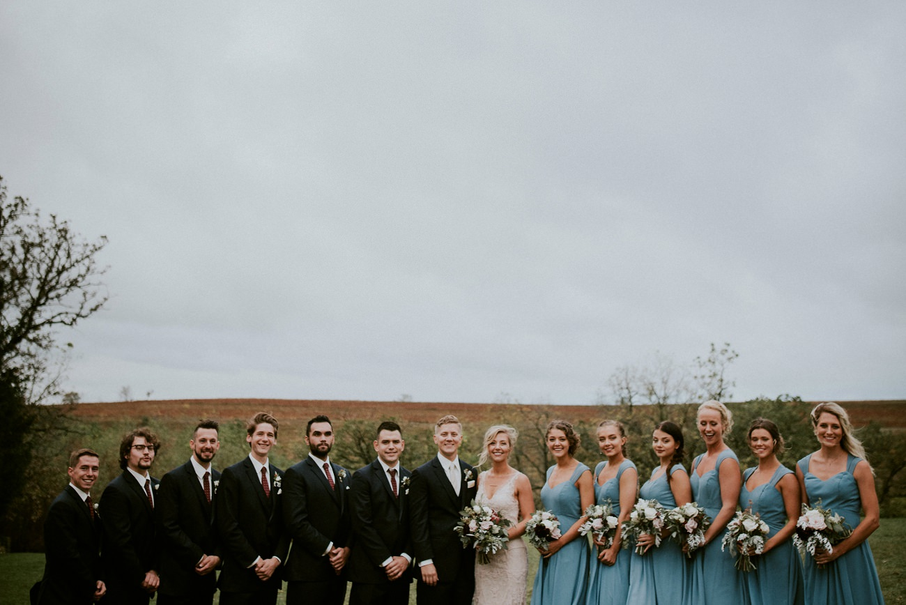 Botham Vineyard Wedding - Madison Wisconsin Wedding Photographer - Natural Intuition Photography