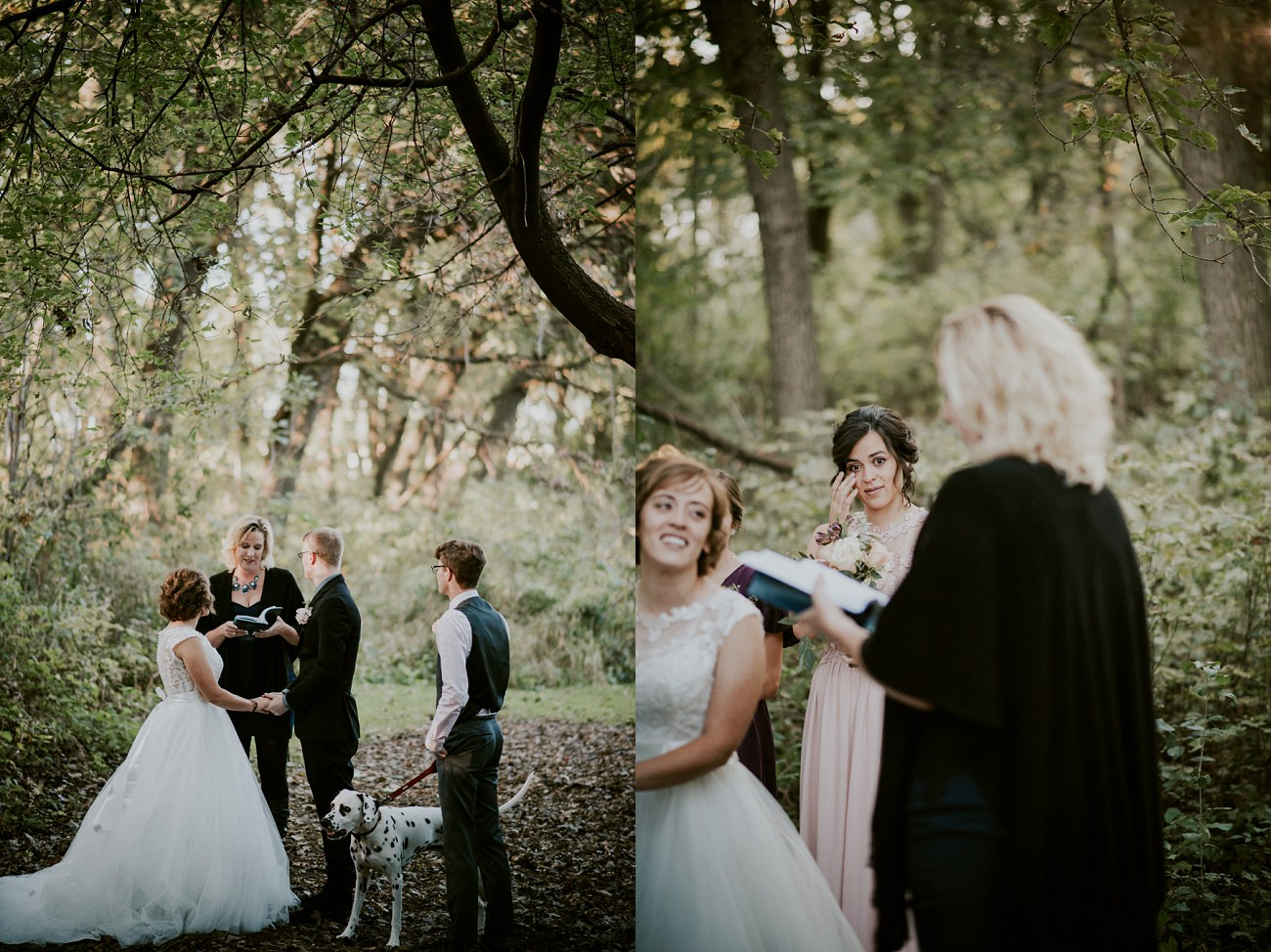 Minneapolis Elopement - Fall Elopement - Natural Intuition photography