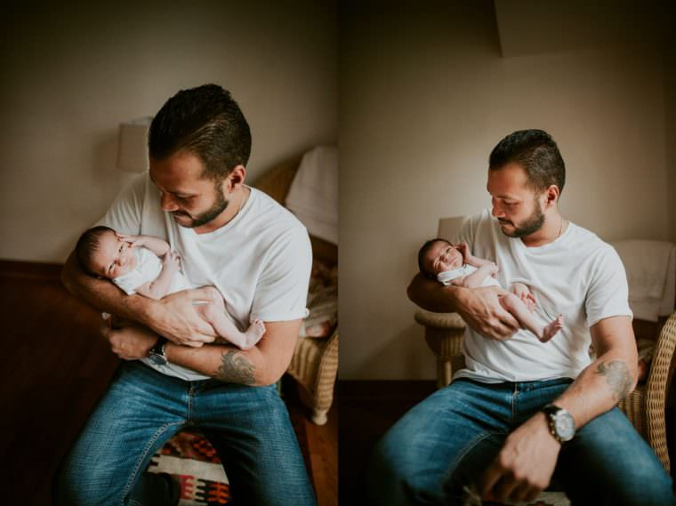 Madison Wisconsin Newborn Photographer