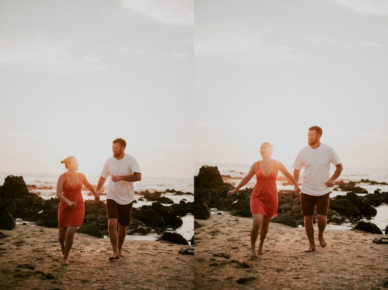 Trocones Beach Session - destination photographer - natural intuition photography