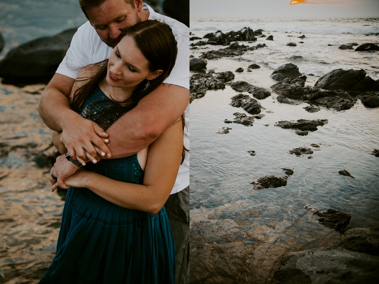 beach day after session trocones mexico - destination wedding photographer - natural intuition photo