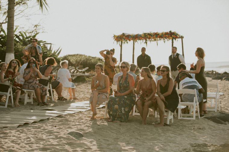 mexico beach wedding - natural intuition photography - madison wi photographer