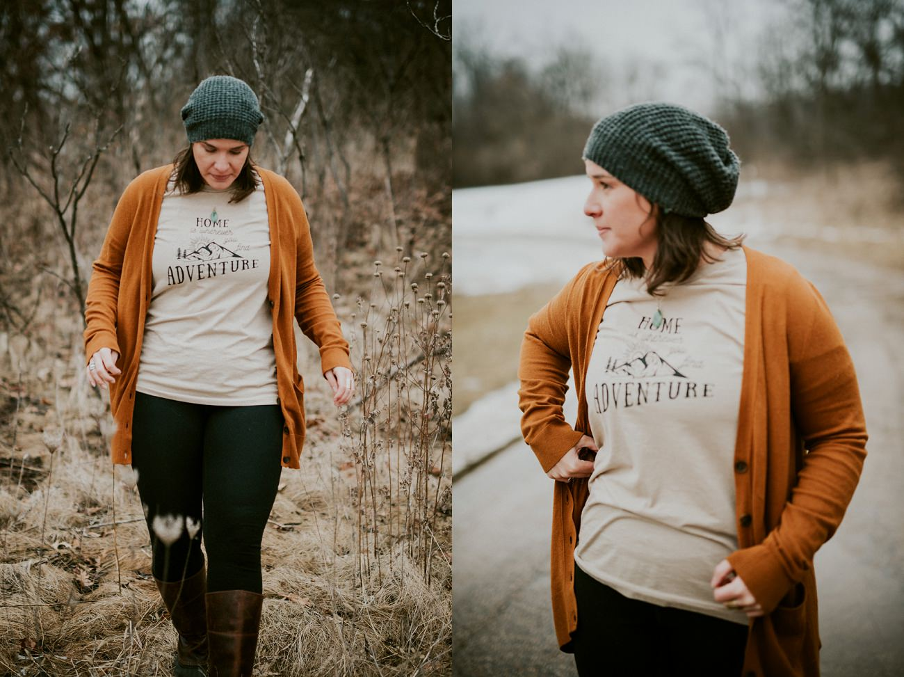 Fall Editorial Shoot - Commercial Photography - Branding Images in Madison WI