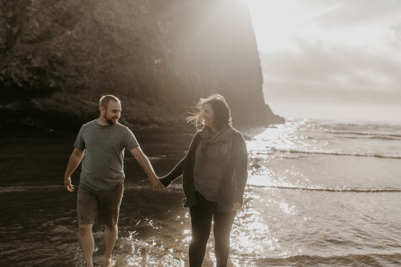 Canon Beach Photographer - Destination Photographer - Our Anniversary