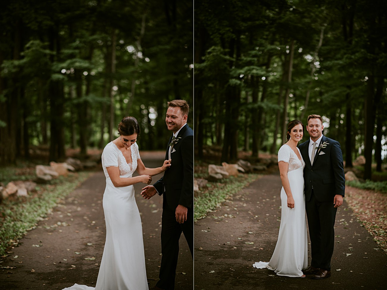 Mountaintop Wedding, Wedding Dress with sleeves, Rib Mountain Wedding in Wausau Wisconsin - Mountaintop Wedding, Wisconsin Wedding - Natural Intuition Photography
