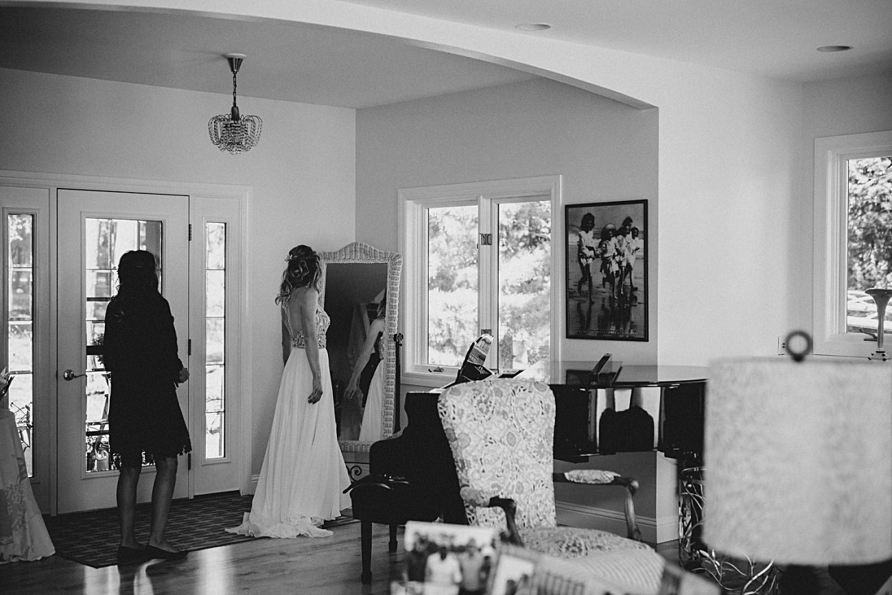 Heidel House Wedding - Green Lake Wisconsin Wedding