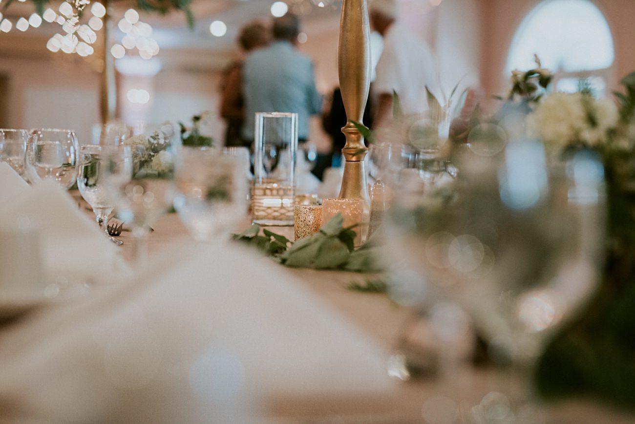 Elegant Ballroom Wedding, Gold & Blush Wedding, Lakeside wedding in Green Lake Wisconsin -Heidel House Wedding - Green Lake Wisconsin Wedding