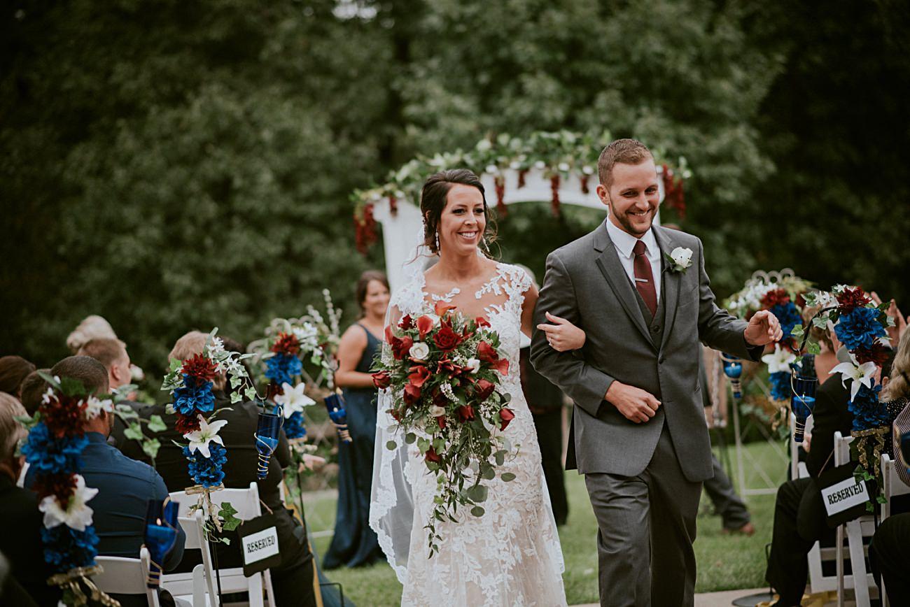 Wisconsin Dells Wedding,, Lace Wedding Dress, Madison WI Photographer, Ceremony Photos