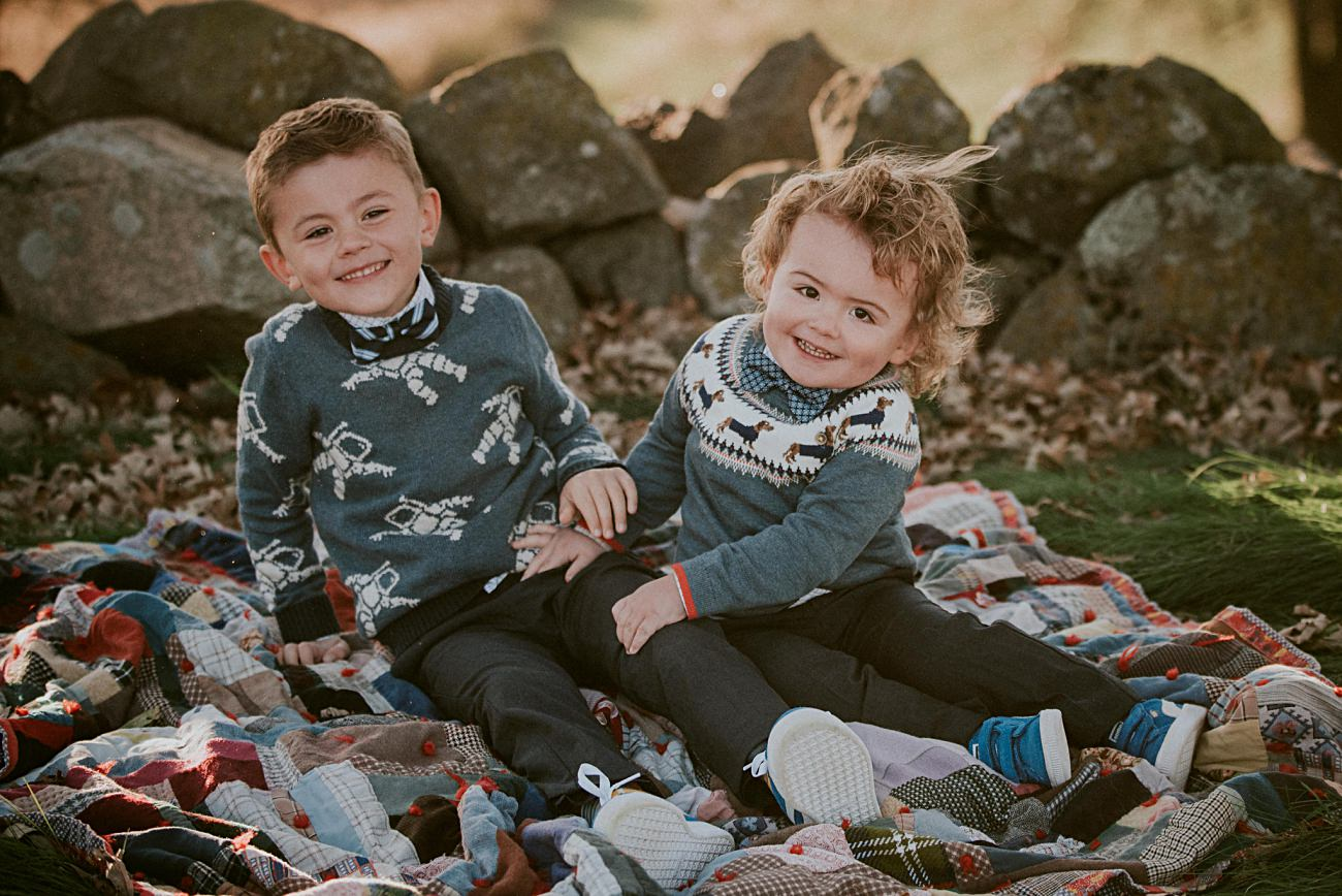 brothers, Madison Family Photographer - Fall Family Photography - natural intuition photography