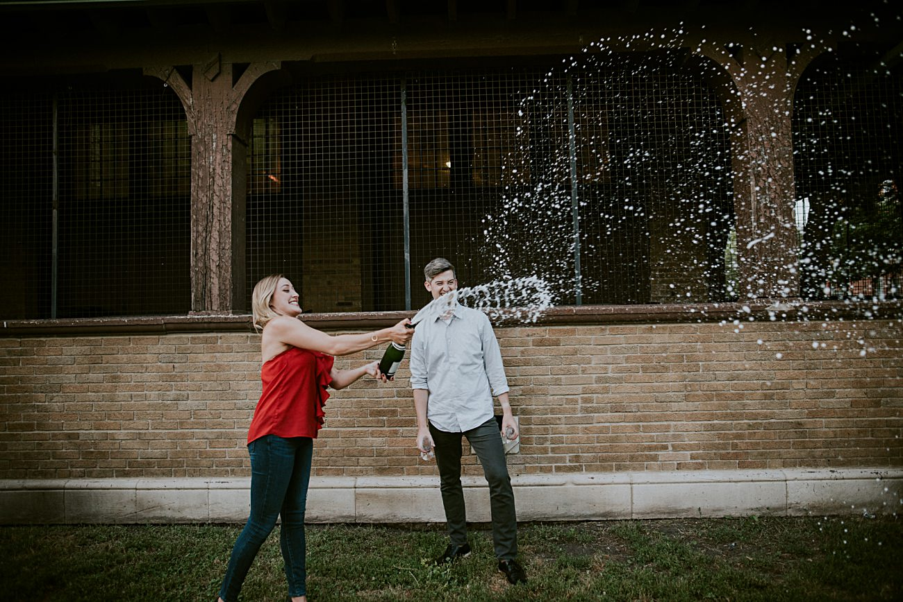 Chicago Engagement, Backyard Engagement in Chicago, Chicago In Home Engagement Session, Chicago Wedding Photographer - natural intuition photography