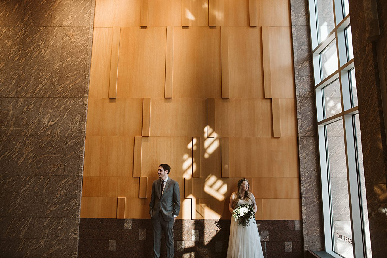 Madison Wisconsin Courthouse Elopement Wedding, Madison Wisconsin Wedding Photographer, Courthouse wedding, Wisconsin Elopement Photographer