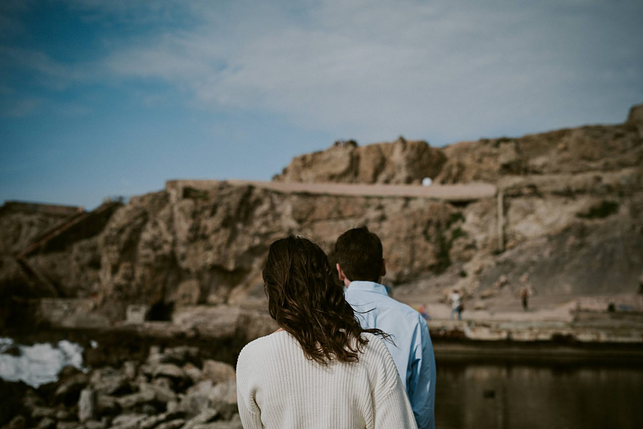 Sutro Baths Engagement Session, California Engagement Session, What to wear to engagement Session, Woodsy Engagement, California Engagement