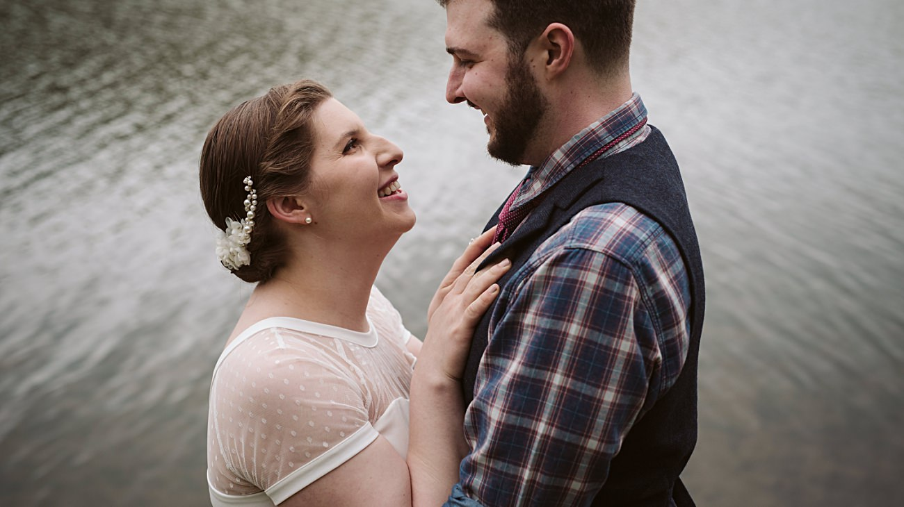 State Park Engagement, Wisconsin Waterfalls, Governor Dodge State Park Elopement, Madison WI Wedding Photographer