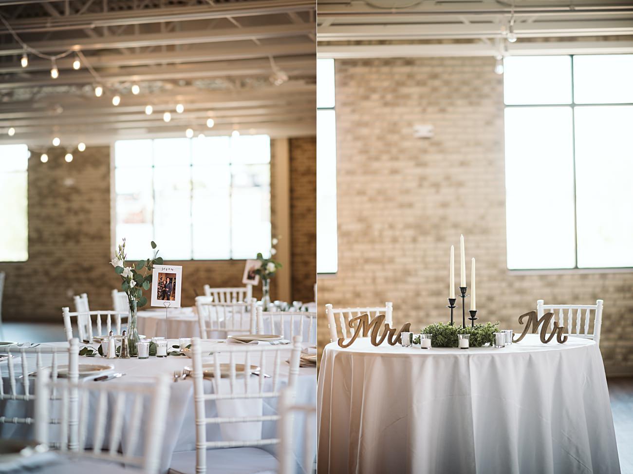 The Loft 132 Wedding, Madison Wisconsin Wedding