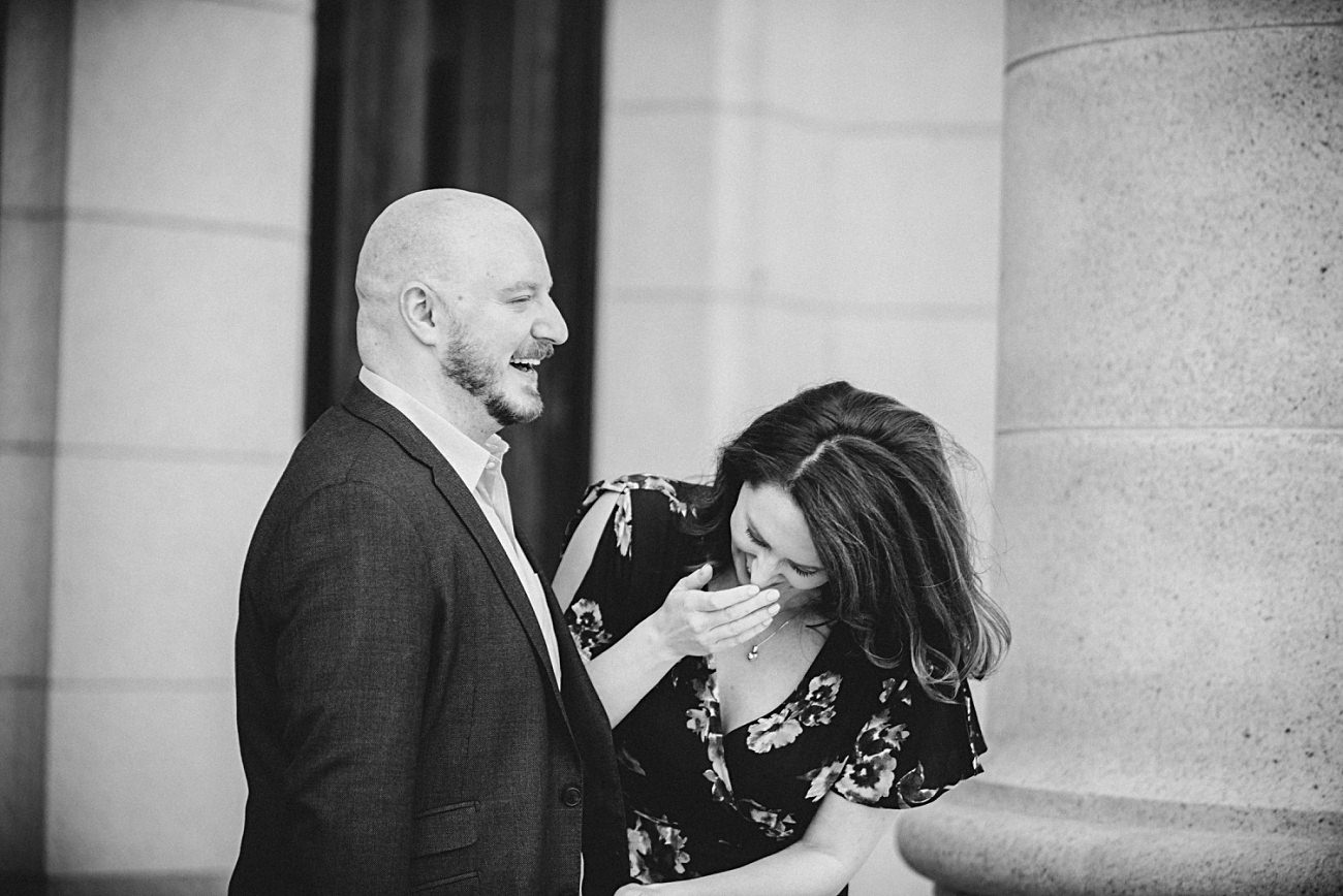 Madison State Capital Building Engagement Session, Madison Wisconsin Wedding Photographer, Summer Engagement, Natural Intuition Photography