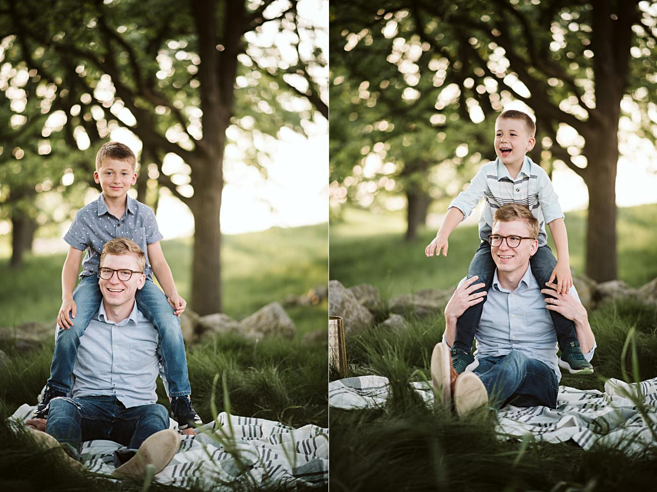 Madison Wisconsin Family Photographer