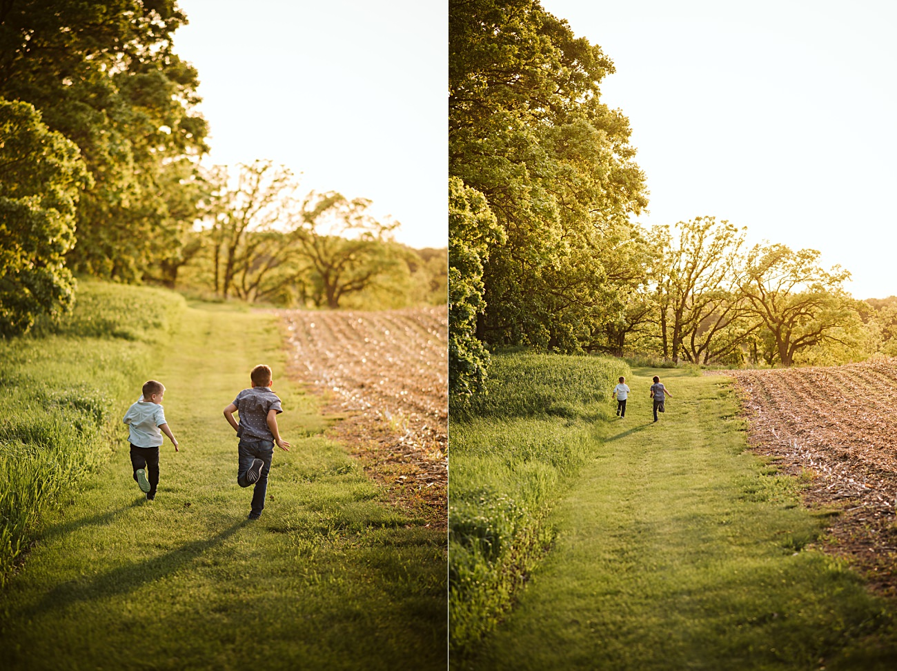 Summer family Session with Natural Intuition Photography in Madison Wisconsin