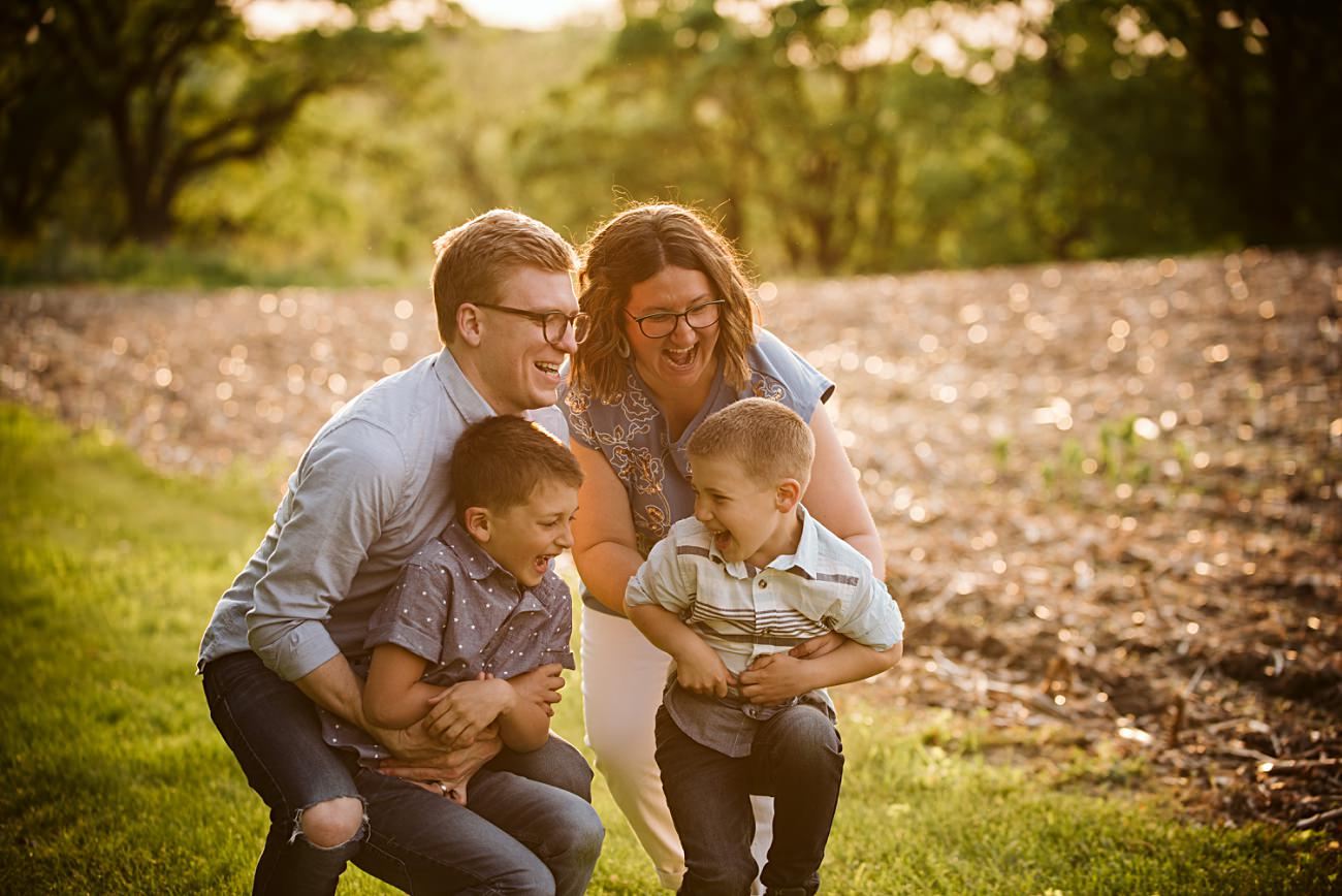 Milwaukee Wisconsin Family Photographer