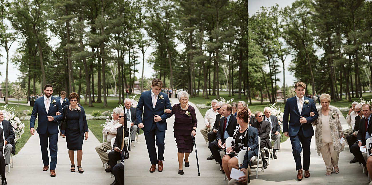 Navy Grooms Suit, Modern Pink Wedding in Wisconsin - Golf Course Wedding - Madison WI Wedding Photographer, Natural Intuition Photography