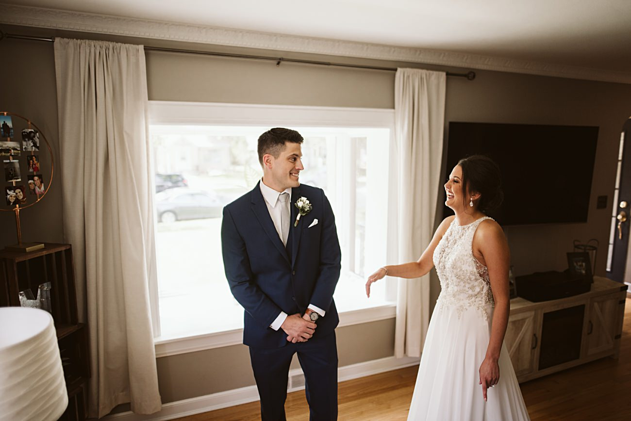 The Atrium Wedding in Milwaukee Wisconsin, Milwaukee Wisconsin Wedding Photographer, Wedding Reception, First Look Photos