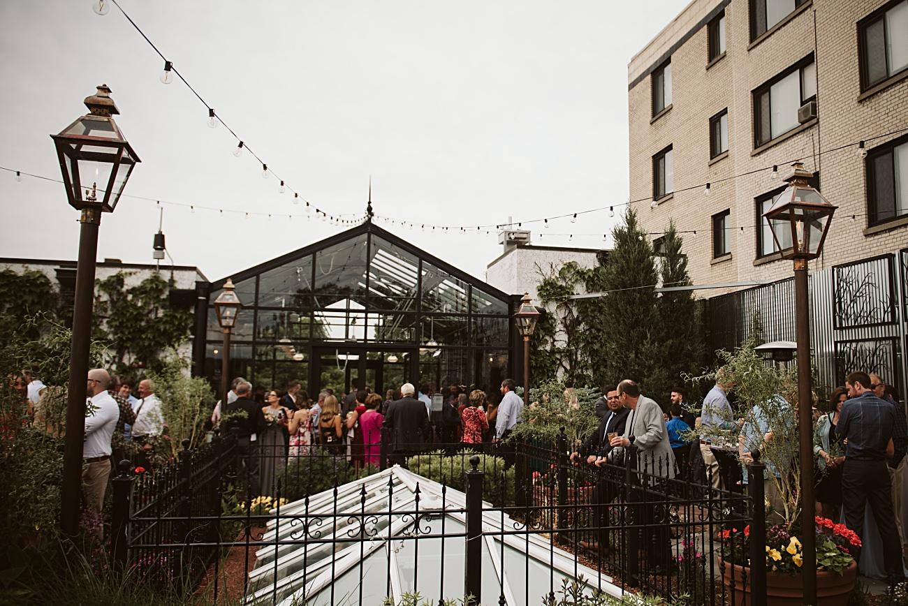 The Atrium Wedding in Milwaukee Wisconsin, Milwaukee Wisconsin Wedding Photographer, Rooftop Wedding