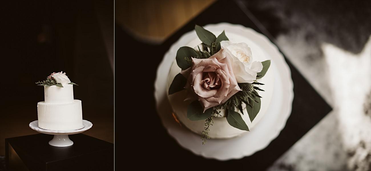 Third Ward Milwaukee Wedding Photographer, Natural Intuition Photography, wedding cake