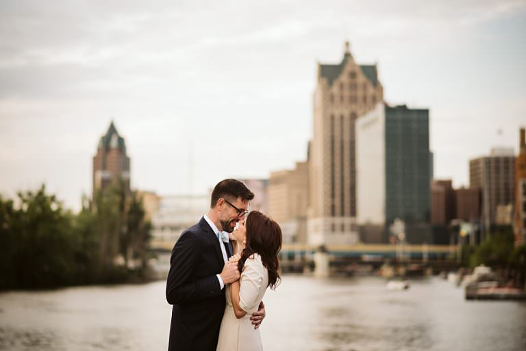 Third Ward Milwaukee Wedding Photographer, Natural Intuition Photography