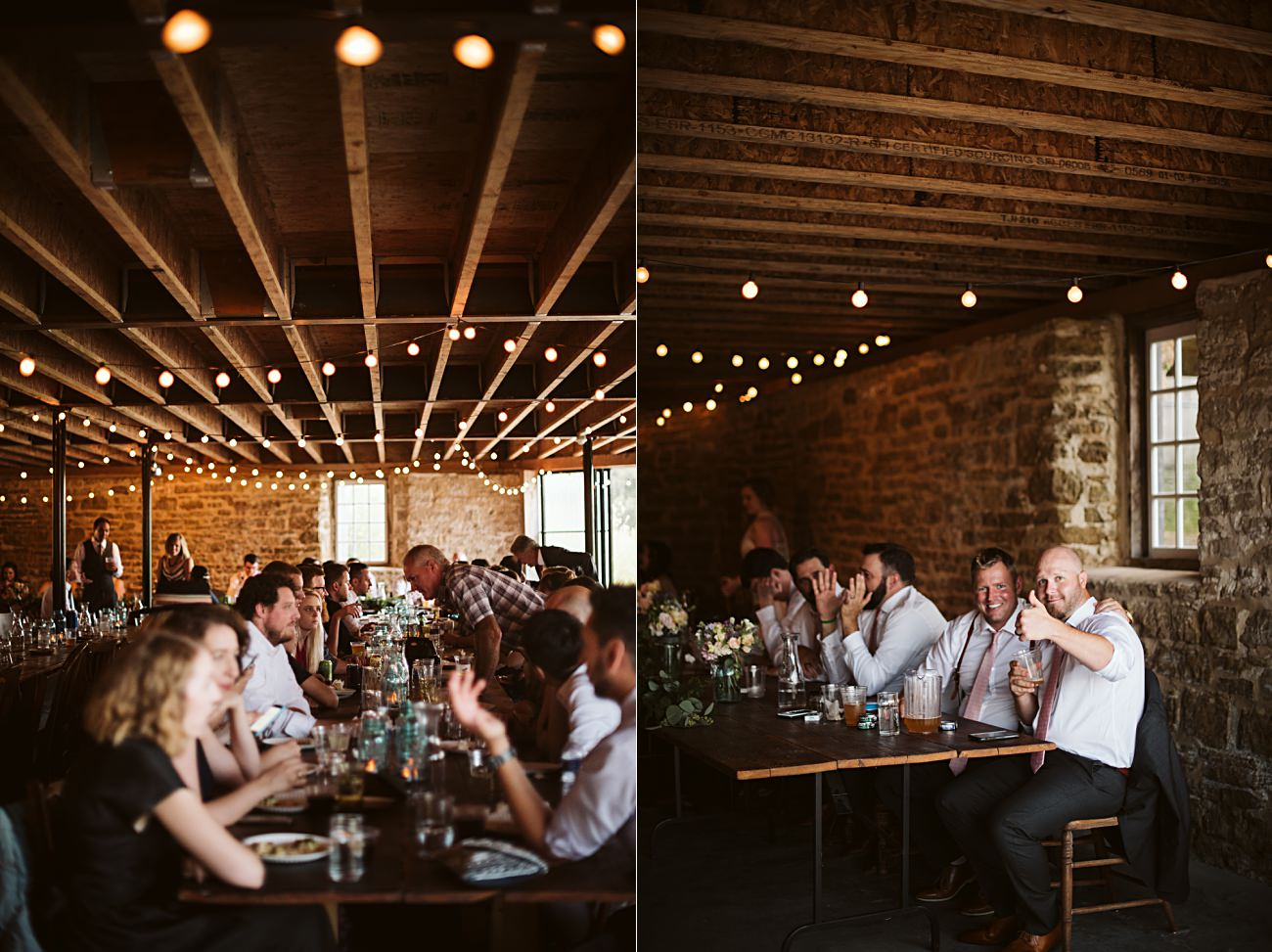 Octagon Barn Wedding near Spring Green Wisconsin, Barn Wedding Inspiration, Madison Wisconsin Photographer, Natural Intuition Photography, Reception Photos